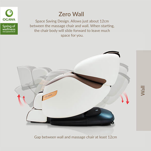 OGAWA Smart Vogue Prime Massagestol